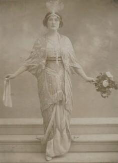 Daisy Irving, by Bassano Ltd - NPG x85505
