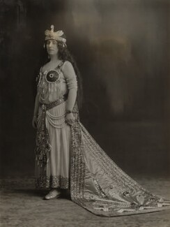 Madam Zomah, by Bassano Ltd - NPG x85517