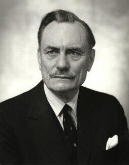 Enoch Powell, by Bassano Ltd - NPG x85605