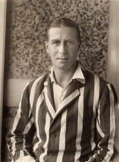 John William Henry Tyler ('Johnny') Douglas, by Bassano Ltd - NPG x85634
