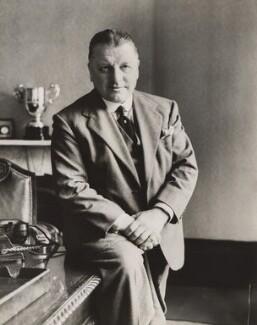 George Frederick Allison, by Bassano Ltd - NPG x85641