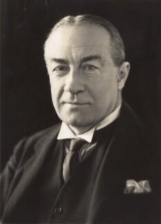 Stanley Baldwin, 1st Earl Baldwin, by Bassano Ltd - NPG x85671