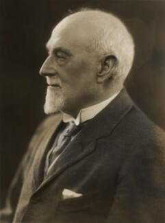 Sir George Fowler King-Hall, by Bassano Ltd - NPG x85676
