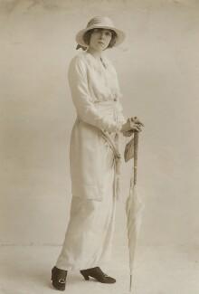 Gertrude Glyn, by Bassano Ltd - NPG x85703