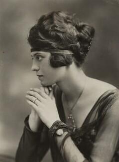 Ada Howard Armstrong (née Randle), by Bassano Ltd, 1920 - NPG x85709 - © National Portrait Gallery, London