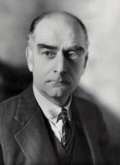 Alfred Horace Steel Steele-Perkins, by Bassano Ltd - NPG x85711