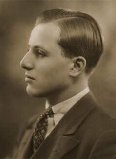 Dudley Alfred Francis Moor-Radford, by Bassano Ltd - NPG x85712