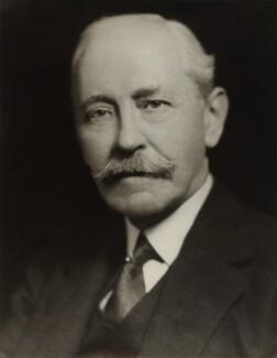 Lord (Albert) Edward Wilfred Gleichen, by Bassano Ltd - NPG x85727