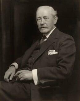Lord (Albert) Edward Wilfred Gleichen, by Bassano Ltd - NPG x85728
