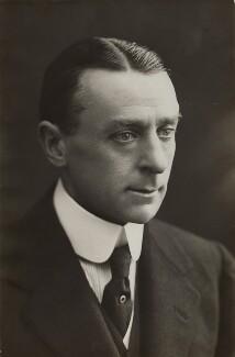 Sir William Henry Goschen, by Bassano Ltd - NPG x85735