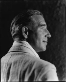 Arnold Silcock, by Howard Coster - NPG x93548
