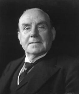 Sir Charles Cheers Wakefield, by Howard Coster - NPG x93891