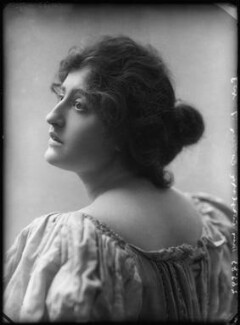 Constance Collier, by Alexander Bassano - NPG x95795