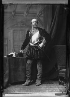 Prince Christian of Schleswig-Holstein, by Alexander Bassano - NPG x95866