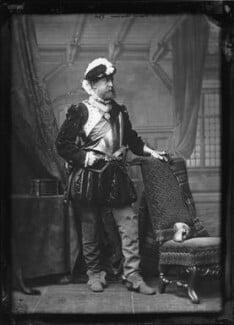 Prince Christian of Schleswig-Holstein, by Alexander Bassano - NPG x95867
