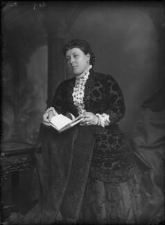 Princess Helena Augusta Victoria of Schleswig-Holstein, by Alexander Bassano - NPG x95870