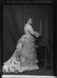 Princess Helena Augusta Victoria of Schleswig-Holstein, by Alexander Bassano - NPG x95874