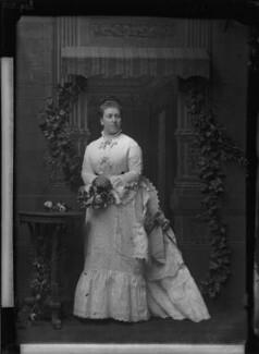 Princess Helena Augusta Victoria of Schleswig-Holstein, by Alexander Bassano - NPG x95875