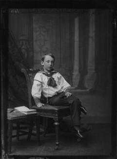 Prince Christian Victor of Schleswig-Holstein, by Alexander Bassano - NPG x95879