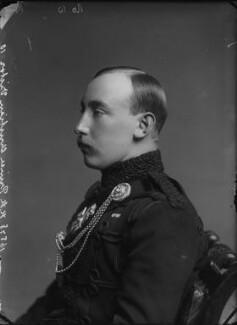 Prince Christian Victor of Schleswig-Holstein, by Alexander Bassano - NPG x95883
