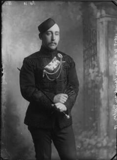 Prince Christian Victor of Schleswig-Holstein, by Alexander Bassano - NPG x95884