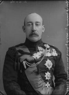 Prince Christian Victor of Schleswig-Holstein, by Alexander Bassano - NPG x95887