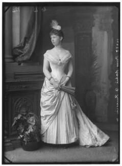 Sophie, Queen of Greece (née Princess Sophie of Prussia), by Alexander Bassano - NPG x95905