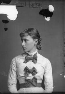 Princess Elizabeth Feodorovna, Grand Duchess Serge of Russia, by Alexander Bassano - NPG x95934