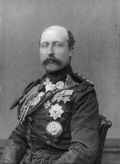 Prince Arthur, 1st Duke of Connaught and Strathearn, by Alexander Bassano - NPG x95960