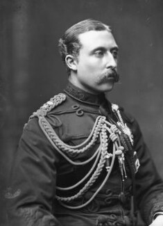 Prince Arthur, 1st Duke of Connaught and Strathearn, by Alexander Bassano - NPG x95961