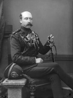 Prince Arthur, 1st Duke of Connaught and Strathearn, by Alexander Bassano - NPG x95963
