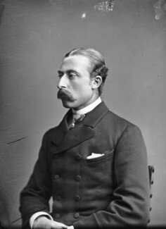 Prince Arthur, 1st Duke of Connaught and Strathearn, by Alexander Bassano - NPG x95972