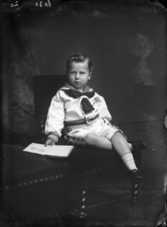 Prince Alfred of Saxe-Coburg and Gotha, by Alexander Bassano, 1879 - NPG x95981 - © National Portrait Gallery, London