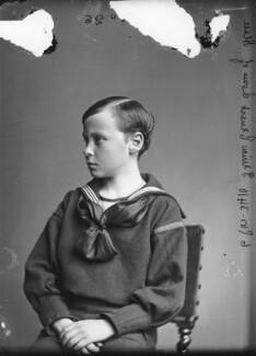 Ernest Ludwig, Grand Duke of Hesse and by Rhine, by Alexander Bassano - NPG x96016