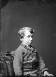 Prince Albert of Schleswig-Holstein, by Alexander Bassano, circa 1875 - NPG x96020 - © National Portrait Gallery, London