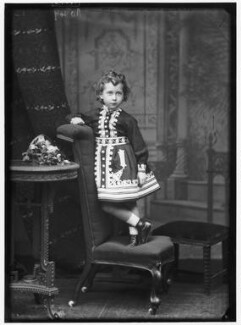 Maud, Queen of Norway, by Alexander Bassano, 1875 - NPG x96041 - © National Portrait Gallery, London