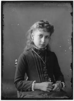 Maud, Queen of Norway, by Alexander Bassano - NPG x96042