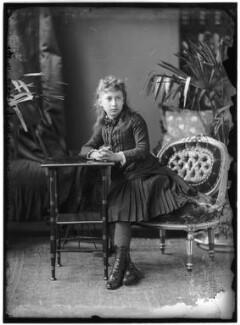 Maud, Queen of Norway, by Alexander Bassano - NPG x96043