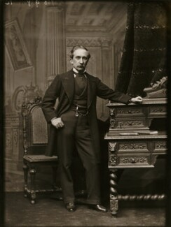 Alexander Bassano, by Alexander Bassano, 1880s - NPG  - © National Portrait Gallery, London