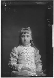 Princess Marie Louise of Schleswig-Holstein, by Alexander Bassano - NPG x96050
