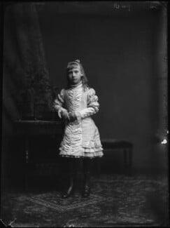 Princess Marie Louise of Schleswig-Holstein, by Alexander Bassano - NPG x96052