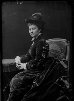 Princess Louise Caroline Alberta, Duchess of Argyll, by Alexander Bassano - NPG x96070