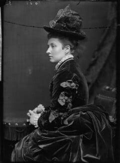 Princess Louise Caroline Alberta, Duchess of Argyll, by Alexander Bassano - NPG x96071
