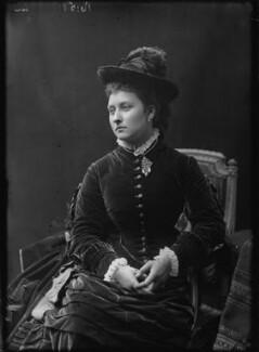 Princess Louise Caroline Alberta, Duchess of Argyll, by Alexander Bassano - NPG x96072