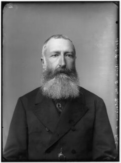 Leopold II, King of the Belgians, by Alexander Bassano - NPG x96079
