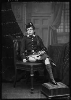 King George V, by Alexander Bassano - NPG x96093