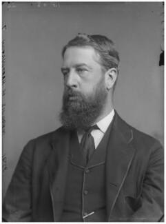 Spencer Compton Cavendish, 8th Duke of Devonshire, by Alexander Bassano - NPG x96126