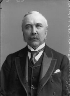 Sir Henry Campbell-Bannerman, by Alexander Bassano - NPG x96137