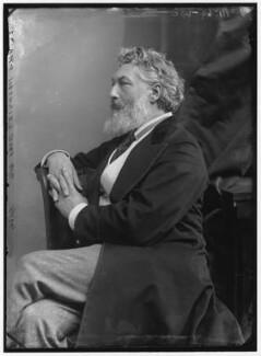 Frederic Leighton, Baron Leighton, by Alexander Bassano - NPG x96146