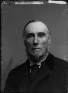 Thomas George Baring, 1st Earl of Northbrook, by Alexander Bassano - NPG x96148
